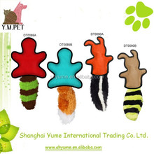 Oxford Dog Toys with Fluffy Tail Durable Pet Products