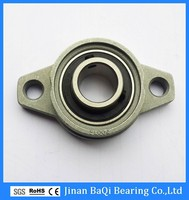 high performance pillow block bearing t206 with housing