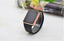 2015 New Fashion wrist smart watch sports style watch smart bluetooth watch GT08