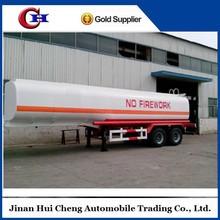 Heavy duty Oil tanker Huicheng 50000Liter 50cbm Used oil tanker