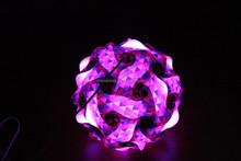 2015 New Design IQ Puzzle Jigsaw Infinity Light IQ Lights Various Colors