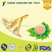 100% natural anti cancer pharmaceuticals Panax ginseng root extract
