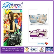 2015 big bag Diaper Maternity for Mom Nappy Mother Changing and Mammy Fashion Designer to stuff multifunctional