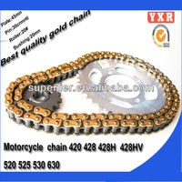 hot sale timing chain kit,chain sprocket stainless motorcycle chain,transmission kit sprocket and chain small