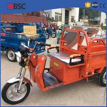 High Efficiency e cargo trike