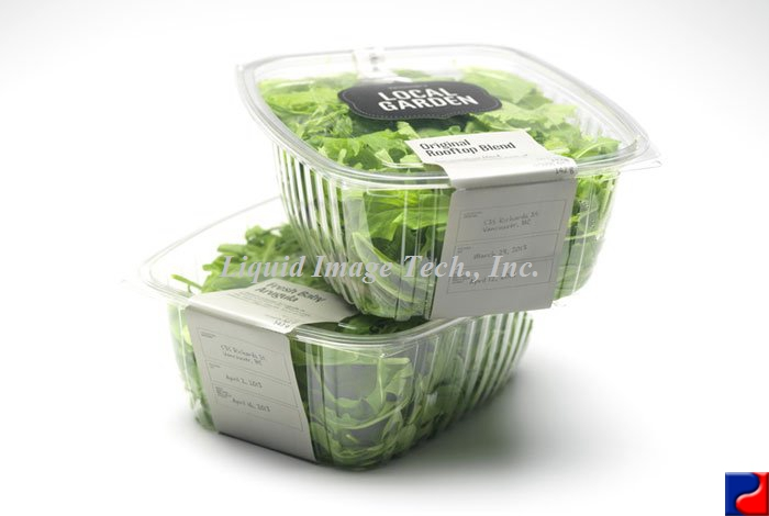 Pet biodegradable vacuum thermoforming vegetables boxes for Local garden designers