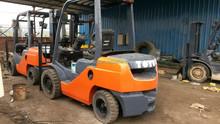 Used Affluent Forklift Original Japan 2004Y model