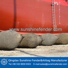 excellent quality ship launching and landing/heavy lift airbags
