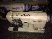 Japan Brother 842 Used Second Hand Sewing Machine Double Needle Price