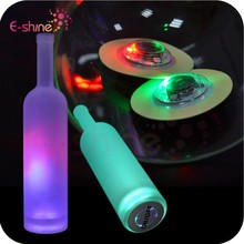 Party Supply 3Leds Plastic Led Bottle Sticker