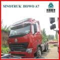 Sinotruk howo A7 6 x 4 camión tractor venta