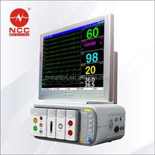 wall mounted monitor medical
