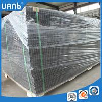 Black silk galvanized welded wire mesh roll