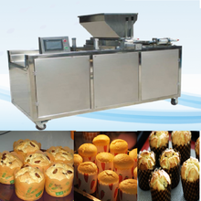 HOT SALE muffin/cupcake/smallcake making machine high quality production line