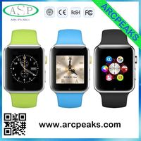 2-in-1 Bluetooth GSM Wireless Smart Watch Phone Cell Phone Camera MP3 For Android mobile