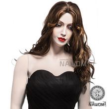 2115 wholesale cheap mini braiding synthetic hair wig