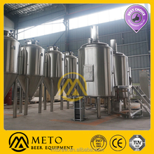 700L beer making equipment used for hotel, dinning room