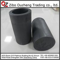 8 kg graphite titanium crucible