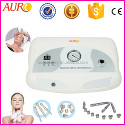 trade assurance diamond microdermabrasion machine used facial spa equipment with CE Au-3012
