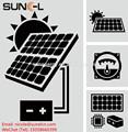 painéis solares pacotes por palete de madeira preço