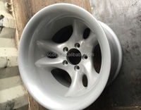 car wheels aluminum rims metallic shiny silver gray powder coating paint