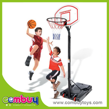 Hot sale children soprt equipment basketball hoop stand set