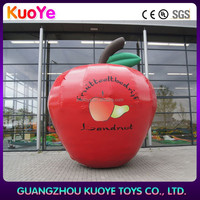 inflatable apple,inflatable advertisement,inflatable model