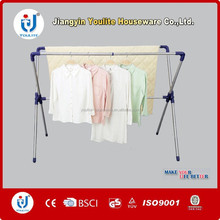 multi-layer space-saving round rotating clothes rack