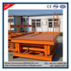Stationary small hydraulic lift table/stationary scissor lift/ electric lift table