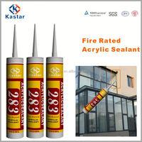 Acoustical Caulk Sealant for building