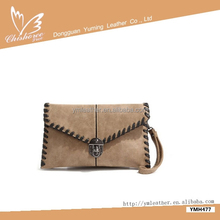 New Simple and stylish retro ladies casual clutch hand bag