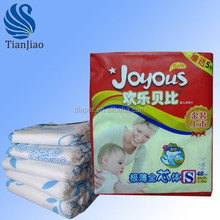 2015 Good quality,economical ,ultra soft baby diapers in bulk, US pulp,Japan SAP baby diapers