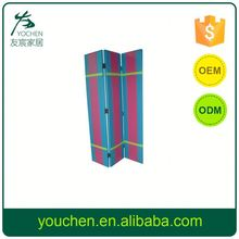 Quick Lead Small Order Accept Clearance Goods Folding Screen