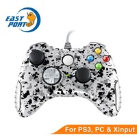 wired controller for PS3, PC, Xinput(Xbox360)