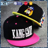 Factory Popular originality snapback hat from manufacturer