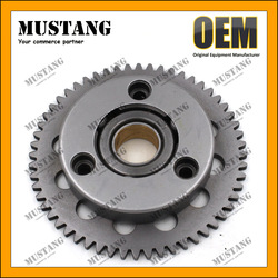 Japan Motorcycle Spare Parts Surpass Clutch for Suzuki GS/GN125 Motorcycle