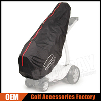 Custom Made Waterproof Sleeping Golf Bag Rain Cover