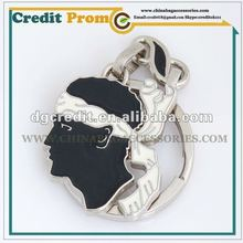 2012 Hot Selling Promotional Gifts Metal keychain