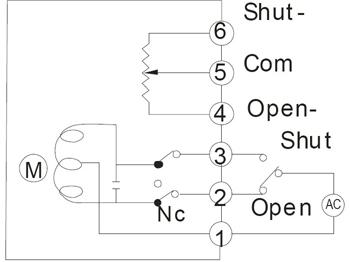en plastique actionneur  u00e9lectrique ball valve 1  2 pouces