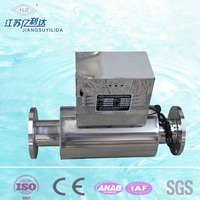 Descaling system remove electronic corrosion