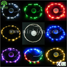 2014 new products on market innovative New design DC6V christmas lighting multicolor changing micro led string lights