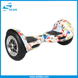 Newest Factory High Quality CE two wheels self balancing scooter with bluetooth