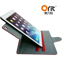 Good Quality smart cover New product leather case 9.7 inch tablet case for kids for ipad5