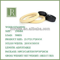 power gymnatic ring/ woodn exercise /for fitness exercise strap