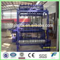 made in china Cattle Fence Netting Making Machine/ Hinge Joint Fence Machine/ Grassland Fence Machine