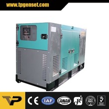 Rainproof 20KVA Electricity Diesel Generator Powered by Perkins Engine 404A-22G1