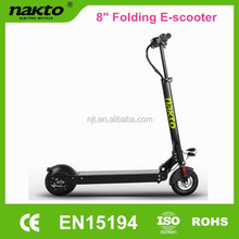 Self balancing electric scooter for adults
