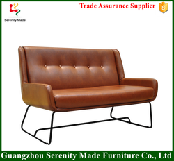 Direct Factory Price Good quality leather recliner sofa for sale