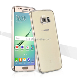 0.3mm ultra-thin transparent clear tpu case for samsung galaxy S6 edge plus tpu phone case for samsung galaxy note 5 edge