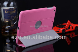 For ipad air 2 smart cover with back case connection leather case 3 fold stand Ultra thin